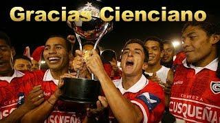 Download Homenaje a Cienciano - Campeon Copa Sudamericana 2003 Video