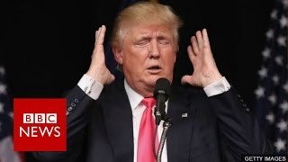 Download Is Donald Trump a danger to national security? BBC News Video