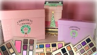 Download WHICH IS BEST? Too Faced Holiday Palettes 2016 Video