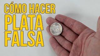 Download Cómo hacer plata falsa (Experimentos Caseros) Video