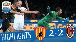 Download Benevento - Milan 2-2 - Highlights - Giornata 15 - Serie A TIM 2017/18 Video