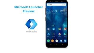 Download Microsoft Edge Launcher | Microsoft Launcher (Preview) Video