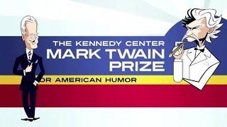Download Letterman Mark Twain Prize, Combined Versions, Nov. 20, 2017 Video