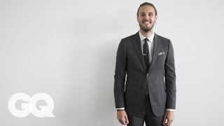 Download 4 Easy Suit Upgrades for Under $100– Style and How-to | GQ Video