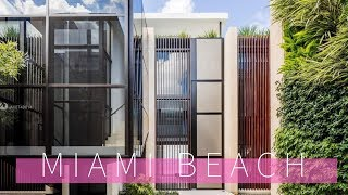 Download Tour Top Miami Beach Mansions $18 Million Dollar Waterfront Homes Video