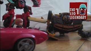Download Transformers Age of extinction Official trailer #1 in stop-motion! (900 subscribers special!!) Video