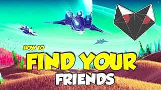 Download No Man's Sky How to Find Your Friends (Multiplayer Update in the Future/Mod) Video