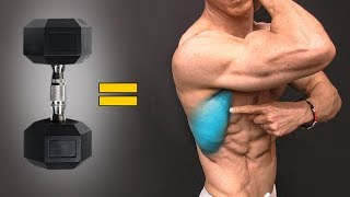 Download The BEST Dumbbell Exercises - BACK EDITION! Video