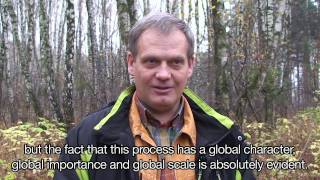 Download Melting permafrost in Siberia - Climate voices Video