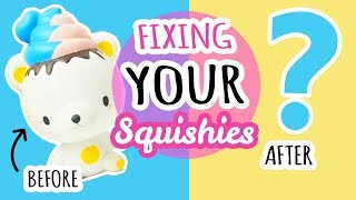 Download Squishy Makeovers: Fixing Your Squishies #4 Video
