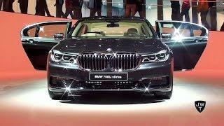 Download Official Debut Of The All-New 2016 BMW 750Li X-Drive! Looks & Driving Scenes! - IAA Frankfurt 2015 Video