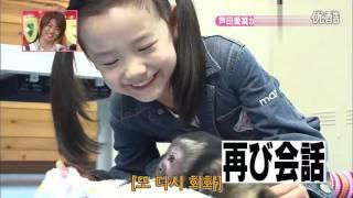 Download 110813 천재! 시무라동물원 - 아시다 마나 새끼원숭이 키우기 #1 Video