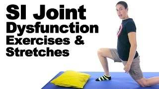 Download SI Joint Dysfunction Exercises & Stretches - Ask Doctor Jo Video