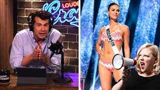 Download FEMINISTS RUIN MISS AMERICA: Bye Bye Swimsuits! | Louder With Crowder Video