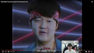 Download When Faker watches Huni's undie commercial Video