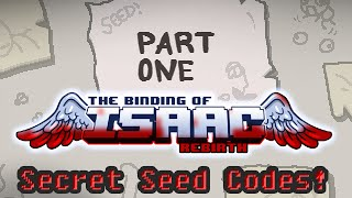 Download The Binding of Isaac: Afterbirth - Secret Seed Codes (Part 1) Video