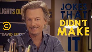 Download Jokes We Didn't Use Pt. 7 - Lights Out with David Spade Video