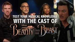 Download The Ultimate Disney Quiz with the cast of Beauty And The Beast Video