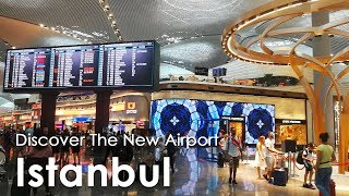 Download Discover The New Home of Turkish Airlines and largest airport in the world Video