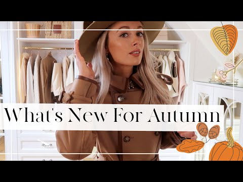 WHAT'S NEW IN MY WARDROBE // AUTUMN / WINTER COUNTRYSIDE STYLE // Fashion Mumblr