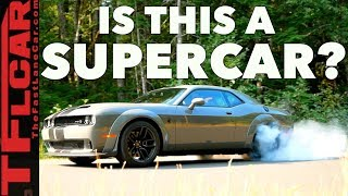 Download 2019 Dodge Challenger Redeye Is The Muscle (No) Supercar Bargain of the Century! Video