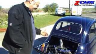 Download Fiat 500 with Subaru engine Video