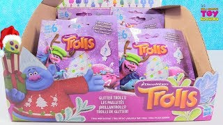 Download Trolls Series 6 Glitter Pearl Christmas Trolls Blind Bag Toy Review | PSToyReviews Video