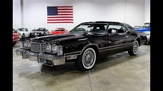 Download 1976 FORD THUNDERBIRD Video