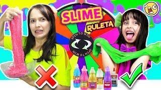 Download Ruleta Misteriosa de SLIME con Adri | Mystery Wheel Slime Challenge Video