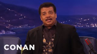 Download Neil deGrasse Tyson: Star Wars Fans Are ″Prickly″ - CONAN on TBS Video