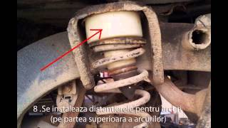Download montarea kitului suspension lift suzuki vitara Video