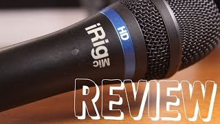 Download iRig Mic HD Review Video