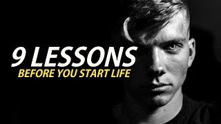 Download 9 Life Lessons EVERY Student NEEDS To Hear | One Of The Most Thought Provoking Videos Video