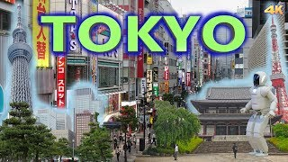 Download TOKYO - JAPAN 4K Video