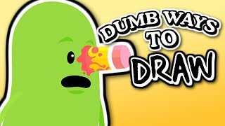 Download DUMB WAYS TO DRAW (iPhone Gameplay Video) Video