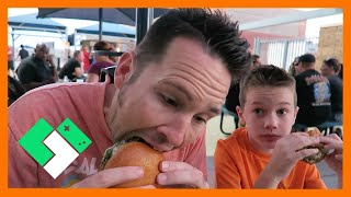 Download FOOD TRUCK FRIDAYS WEST SIDE (10.2.15 - Day 1280) | Clintus.tv Video