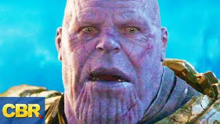 Download 10 Times Thanos Actually Got Scared Video