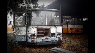 Download Opuszczony PGR, cmentarz pojazdów- Urbex PKR Video
