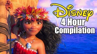 Download ❤ 4 HOURS ❤ Favourite Disney Lullabies for Babies to go to Sleep Music - Playlist Video