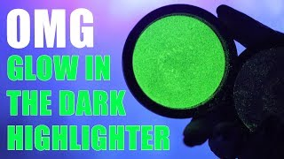 Download GLOW IN THE DARK HIGHLIGHTER ... OMG! Video