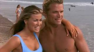 Download Carmen Electra - Baywatch (Light Blue Swimsuit) Video
