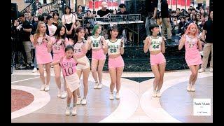 Download 모모랜드(Momoland) X (Na Haeun)뿜뿜 BBoom BBoom,뮤비 조회수 2500만 공약 공연@180708 Video