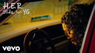 Download H.E.R. - Slide (Audio) ft. YG Video