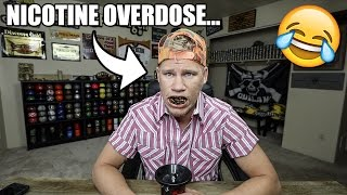 Download Doing FULL CAN of one of the STRONGEST Tobacco's in the WORLD! Video