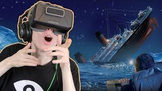Download TITANIC SINKING SIMULATOR IN VR | Fall of the Titanic (Oculus Rift: DK2 Gameplay) Video