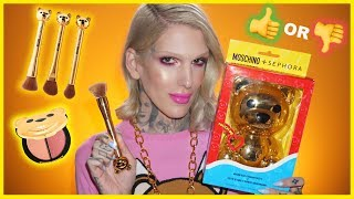 Download MOSCHINO + SEPHORA COLLECTION: Review & Swatches Video