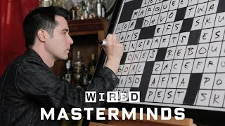 Download How to Create a Crossword Puzzle | WIRED Video