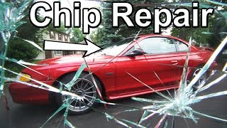 Download How to Fix a Chipped or Cracked Windshield (Like Brand New) Video