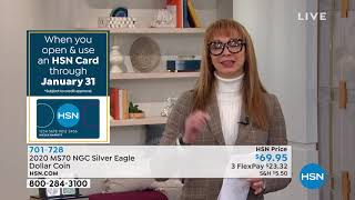 Download 2020 MS70 NGC Silver Eagle Dollar Coin Video