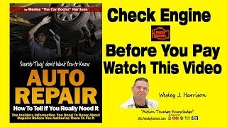 Download Check Engine Light | Service Engine Soon | Computer | Diagnostic | Scan | Auto Repair | Kansas City Video